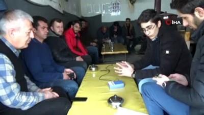Yüksekovalı gençlerden 'Akıllı durak' projesi