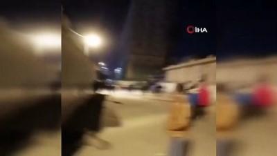 - Kerbela'da olaylı protesto: 1 ölü 3 yaralı
