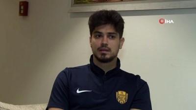 Mehmet Sak: 'İkinci yarı daha iyi bir Ankaragücü izleteceğiz'