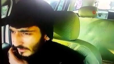 Vatandaşları 25 bin lira dolandıran şahıs kameraya yakalandı