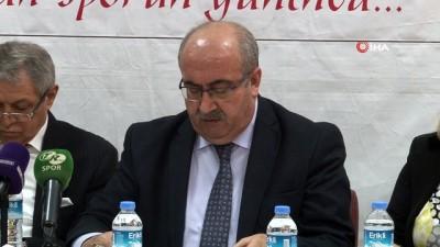 gumus madalya - 33. Ahmet Cömert Boks Turnuvası'nın tanıtımı yapıldı