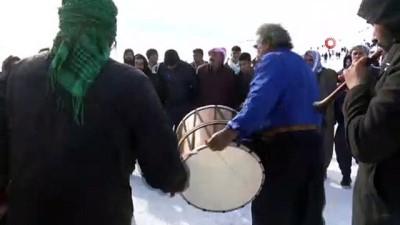alabalik -  Güneydoğu'nun tek kayak merkezi Karacadağ vatandaşların akınına uğruyor