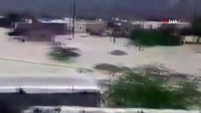- İran'da Yoğun Yağış Sele Neden Oldu
