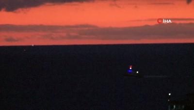 Kaybolan balıkçıların arama çalışması 3'üncü gününde tekrar başladı