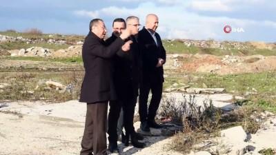 grup toplantisi -  Mustafakemalpaşa'da 3. köprü 2 ay sonra bitiyor