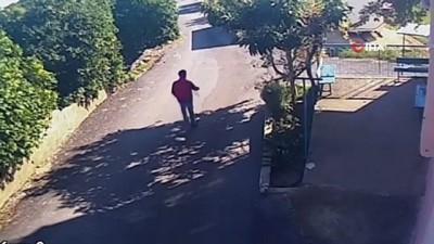 Vatandaşı isyan ettiren tabancalı makaslı hırsız yakalandı