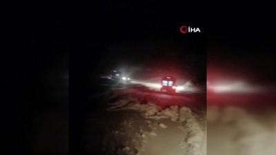 Yüksekova'da karbonmonoksit gazından zehirlenen 4 kardeş hastaneye kaldırıldı