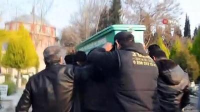 6'sı çocuk 8 göçmen Turgutlu'da toprağa verildi
