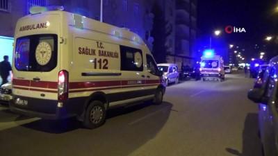 guvenlik gucleri -  Diyarbakır'da kadın cinayeti...Uyuşturucu alan eşini bıçaklayarak öldürdü