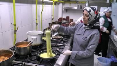 Eskişehir'in 'Destan Kahvaltısı' Van'a rakip oldu