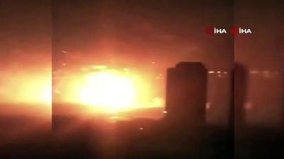 ispanya -  - İspanya'daki patlamada 1 kişi öldü: Acil durum ilan edildi