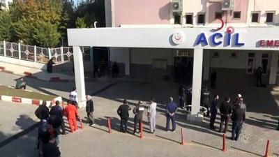Tarsus Devlet Hastanesi'nde patlama: 2'si ağır 5 yaralı