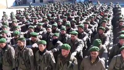 - Tel Abyad'ta yerel polis göreve başladı - Tel Abyad'ta yerel polis halkın güvenliğini sağlayacak