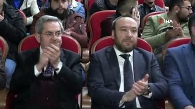 Cumhurbaşkanlığı Sağlık ve Gıda Politikaları Kurulu Üyesi Prof. Dr. Necdet  Ünüvar: 'Libya ile Türkiye arasında bir hat oluşturmamız lazım'