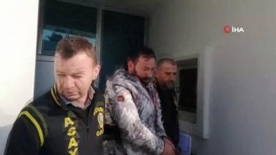 'Dur' ikazına uymayarak polisi yaralayan sürücü adliyede