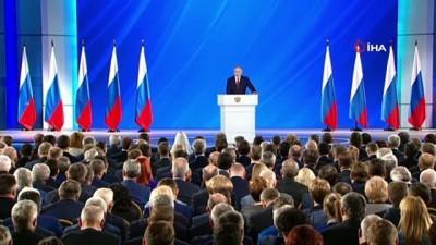 - Putin, anayasa değişikliği için referandum talep etti