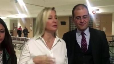 Berna Laçin'in 'idam' tweetine verilen beraat kararı onandı