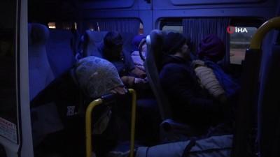 multeci -  Çanakkale'de 47 mülteci yakalandı