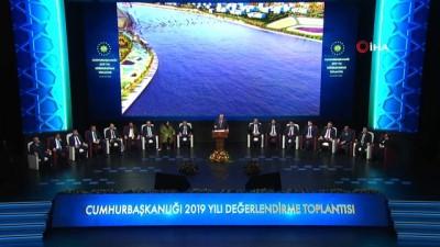Cumhurbaşkanı Erdoğan: 'Kanal İstanbul'a karşı çıkanların hiçbirinin bu projenin ne olduğuna dair en küçük bir fikri yok. Ne açıkladıkları rakam, ne gösterdikleri yer doğru'
