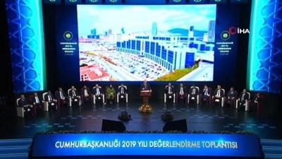 Cumhurbaşkanı Erdoğan: 'Yerli ilaç ve plazma üretimiyle yerli cihaz geliştirilmesi konusunda engel çıkaranların yaptıkları vatana ihanetle eşdeğerdir'