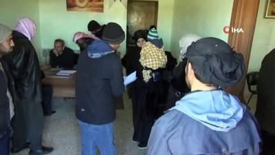 - Tel Abyad Ticaret ve Sanayi Odası faaliyetlerine başladı