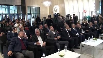 """TİM Başkanı Gülle: """"200 milyar dolar rakamlı endüstri görmek istiyoruz"""""""