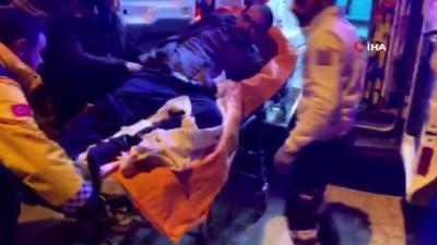 uyusturucu madde -  Osmaniye'de firari suç makinesi torbacı silahla vurularak yakalandı