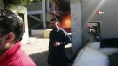 - Pakistan'da fabrikada patlama: 1 ölü