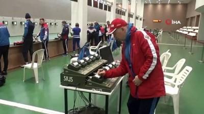 Rus atıcılar, Tokyo Olimpiyatları'na Mersin'de hazırlanıyor