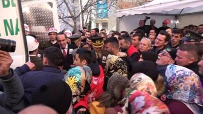 Şehit teğmenin cenazesi memleketi Tokat'a getirildi