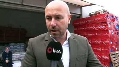 Tekkeköy Belediye Başkanı Togar: 'Yangın, boya fabrikası ve akaryakıt istasyonuna sıçramadan söndürüldü' Haberi