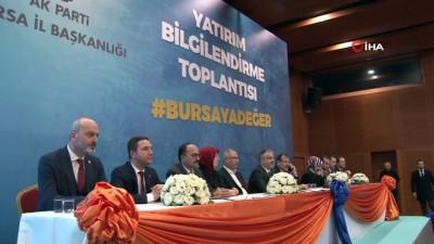 """""""Ankara Bursa hızlı treni için siyasi irade tam"""""""