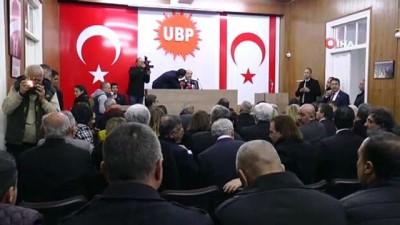 """- KKTC Başbakanı Tatar: """"Cumhurbaşkanlığına Aday Oldum Kazanacağıma İnanıyorum"""""""