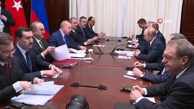 baskent -  - Cumhurbaşkanı Erdoğan: 'Libya'nın barış ve huzura kavuşabilmesi için ateşkesin kabulü temin edilmelidir'