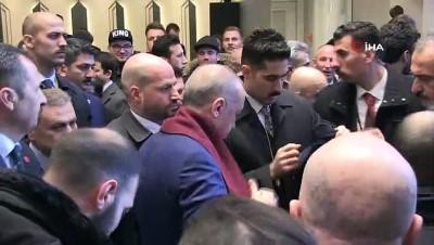 baskent -  - Cumhurbaşkanı Erdoğan, otelden ayrıldı
