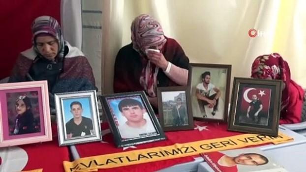 teror orgutu -  HDP önündeki ailelerin evlat nöbeti 139'uncu gününde İzle