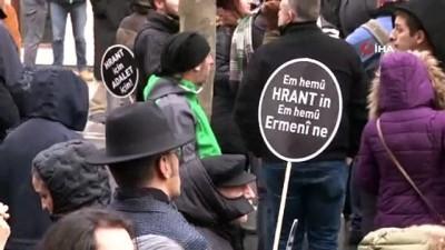 alabalik -  Hrant Dink'in ölümünün 13'üncü yılında anıldı