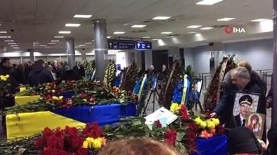 baskent -  - İran cenazeleri Ukrayna'ya teslim etti
