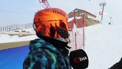 psikoloji -  Küpkıran Kayak Merkezi'nde sömestre yoğunluğu