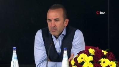 Mehmet Özdilek: 'Son vuruşlarda beceriksizdik'