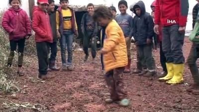 psikoloji -  - Savaşın çocukları acılarını oyun oynayarak unutmaya çalışıyor - Evlerine, okullarına dönebilmek için savaşın bitmesini istiyorlar