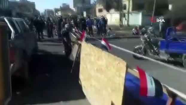 yazili aciklama -  - Bağdat Operasyon Komutanlığı: '15 subay yaralandı'