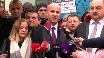 Ceren'in katiline ağırlaştırılmış müebbet hapis cezası... Cerenin ailesi: Adalet yerini buldu ama acımız dinmeyecek