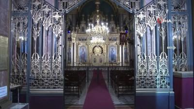 Dünyanın tek Demir Kilise'si depreme karşı güçlendirildi