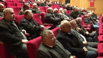 farkindalik -  Kültür ve Turizm Bakanı Ersoy, taksici eğitim programında konuştu
