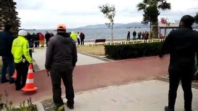 Parkta eşini vuran şahıs polis gelene kadar başında bekledi