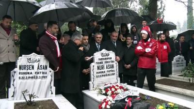 Samsunspor, 31 yıl önceki kazada vefat eden teknik adam ve futbolcuları andı