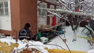 polis -  Yaşlı adam evinin bahçesinde ölü bulundu
