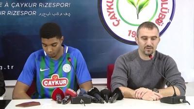 devre arasi - Çaykur Rizespor Ivanildo Fernandes ve Andrii Boriachuk ile sözleşme imzaladı
