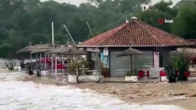 - İspanya Gloria Fırtınası'na teslim - 5 kentte kırmızı alarm verildi